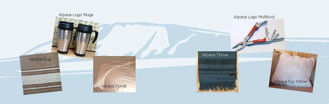 Home Decore Alpaca Products